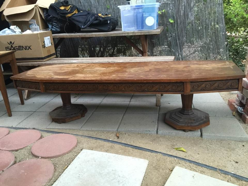 Vintage Lane MCM Coffee Table - Style No 1085 09 ...