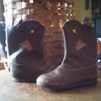 cowboy boots - Shoes