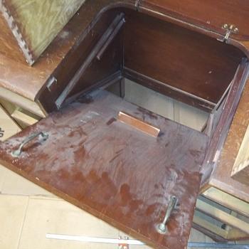 Astonishing Antique And Vintage Desks Collectors Weekly Short Links Chair Design For Home Short Linksinfo