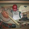 Interesting baseball diorama