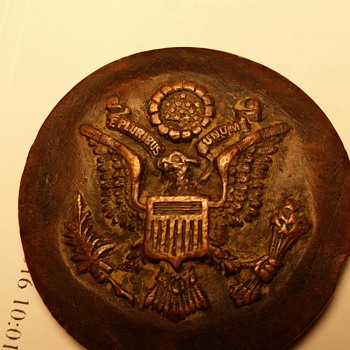 Unknown military medal