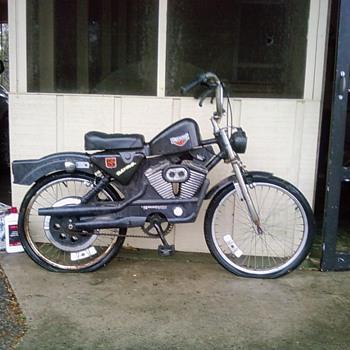 "Harley Davidson 20"" bike - Motorcycles"
