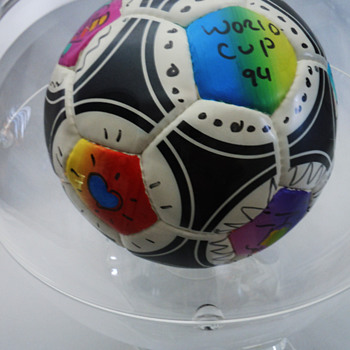 THE PETER MAX FIFA WORLD CUP 1994  items - Fine Art