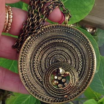 Jorma Laine Pendant/Necklace - Fine Jewelry