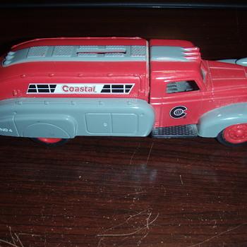 Coastal Truck - Model Cars
