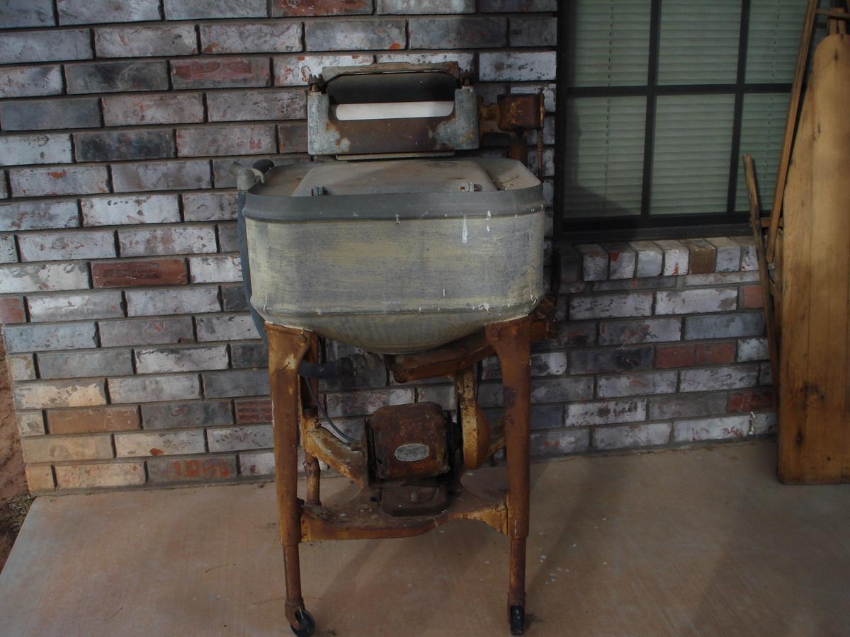 Maytag Ringer Washing Machine | Instappraisal