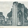 St. MARY'S ABBEY. YORK c. 1900