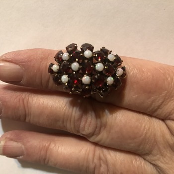 Garnets - Fine Jewelry