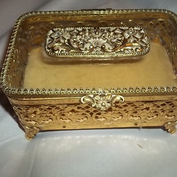 matson jewlery/trinket box - Fine Jewelry