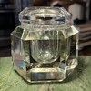 Cut Crystal Container
