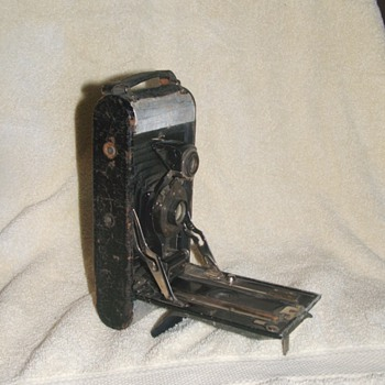 Kodak model 1917 Autographic Camera - Cameras