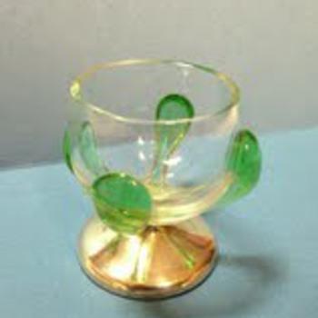 new salt - Stuart glass - Art Glass