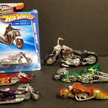 Matchbox Motorcycle Monday - Model Cars