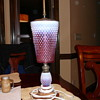 Fenton lamp find today at auctio