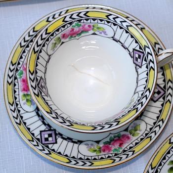 History Shelley China - China and Dinnerware