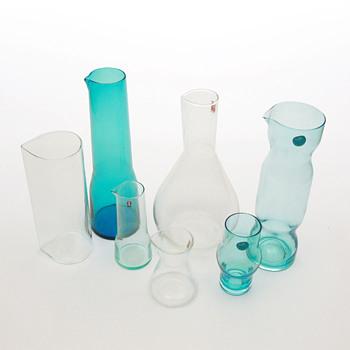 Alfredo Häberli jug designs - Art Glass