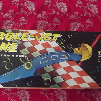 Bubble-jet plane - Toys