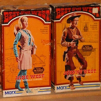 Johny and Jane West in Best of the West Boxes