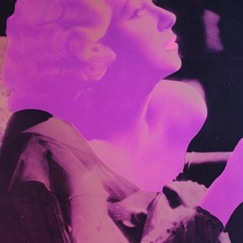 Femmes Fatales Poster 1974 Jean Harlow - Fine Art
