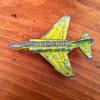 Old Metal Airplane