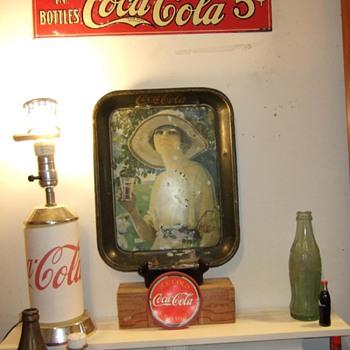 My coca cola collection...(so far)