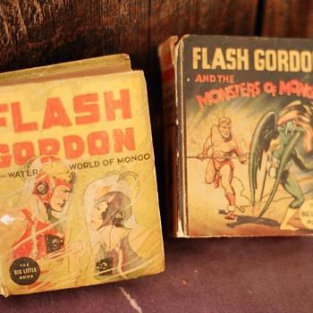 2 Big Little Books Flash Gordon - Books