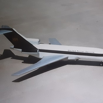 727 Aircraft - Toys