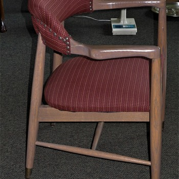 Pair of 1950s limed  oak arm chairs - Furniture