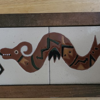 Tiles - Pottery