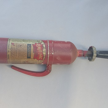 Antique Power Pak  - Firefighting