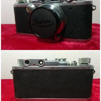 Leica IIIa - Cameras