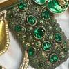 Vintage dark green