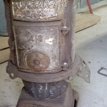 Alabama Oak 413 Antique stove