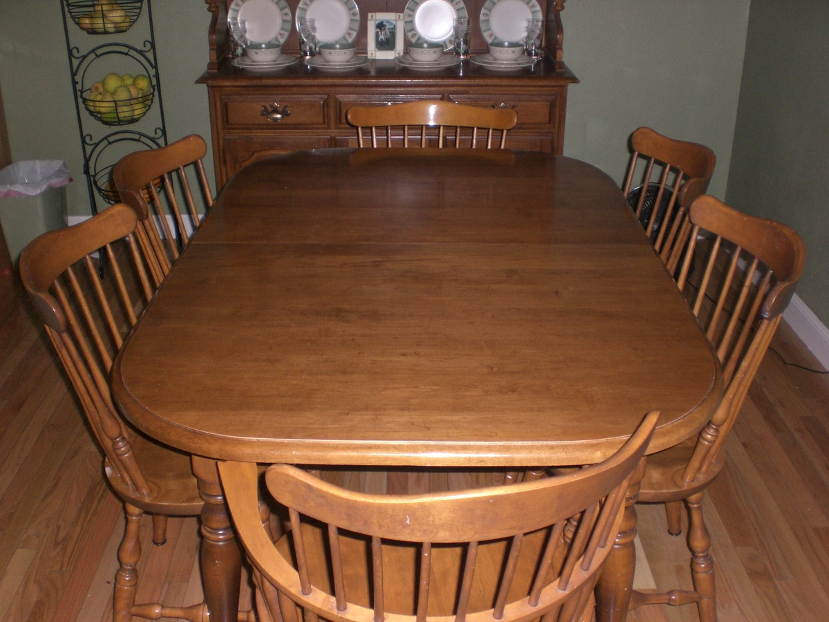 Ethan Allen Dining Set | Collectors Weekly