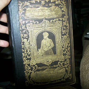 American Biographical Sketch Book 1849 by William Hunt - Books