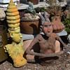 a couple more Susannah Israel Sculptures