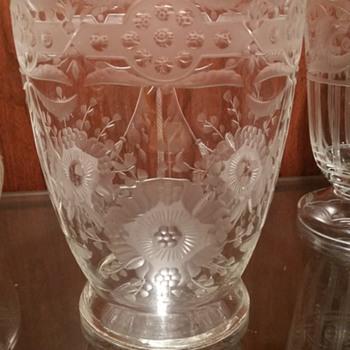 my wonderful glass - Glassware