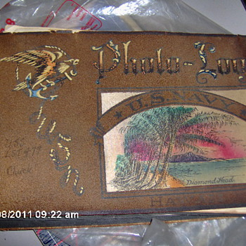 WW2 Uss LST 479 Military Ledger - Military and Wartime