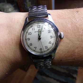 1956 Seth Thomas Wrist-Watch (Daily Carry) - Wristwatches