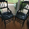 Pair of Chairs I was given from Mother in Law (deceased)