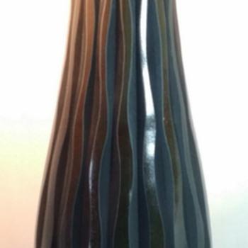 Jozefina Krosno Glass Art Vase - Art Glass