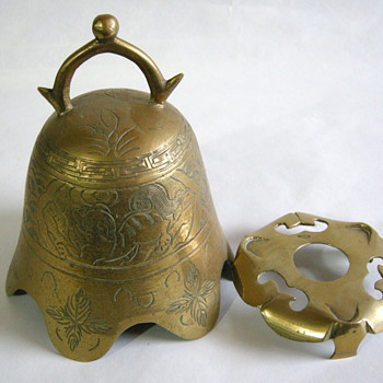 Chinese Brass Gong - Asian