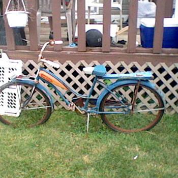 Sk yRay Bicycle 1950's