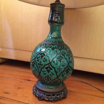 ceramic lamp - Lamps