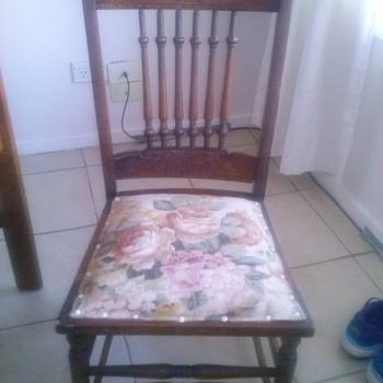 my little chair