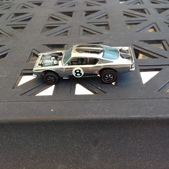 Match box 1969.  King. Kuda  - Model Cars