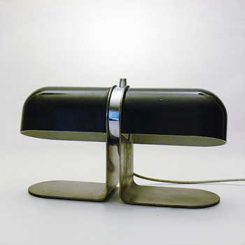 Table lamp. André Ricard (Metalarte, 1973) - Lamps