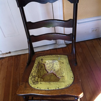 DOES ANYONE KNOW WHAT THIS CHAIR IS???? - Furniture