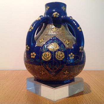 AMPHORA - c. 1918 - PAUL DACHSEL ? - Pottery