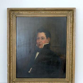 Benjamin Brown 1781-1848 mystery man - Fine Art